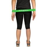 ActiveElite ✮ 4 verschiedene Fitnessbänder / Trainingsbänder / Gymnastikbänder / Übungsbänder in einem Set (Leicht, Mittel, Schwer und EXTRA-Schwer) ✮ Aus 100% Naturlatex ✮ BONUS: Transportbeutel für die Bänder - 6