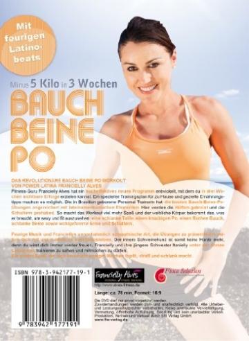 Bauch Beine Po - Minus 5 Kilo in 3 Wochen (Bodyforming & Fett verbrennen - mit Latino-Fatburner-Moves) - 2