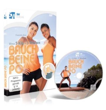 Bauch Beine Po - Minus 5 Kilo in 3 Wochen (Bodyforming & Fett verbrennen - mit Latino-Fatburner-Moves) - 3