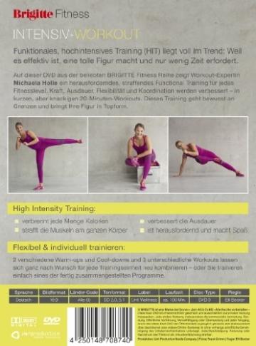 Brigitte Fitness - Intensiv-Workout abnehmen, fit werden, sich schön fühlen! - 2