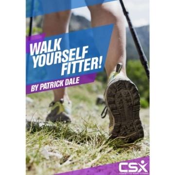 CSX - 3D Schrittzähler, Fitness Tracker mit Kalorienzähler, 7-Tage Speicher und Fortschrittsmonitor - 7