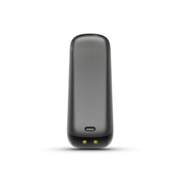 Fitbit Uhren Mess One, Schwarz, FB103BK-EU - 2
