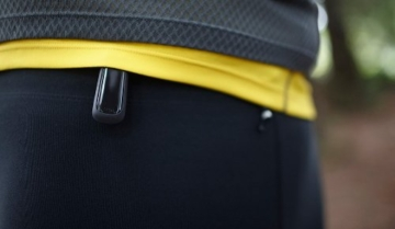 Fitbit Uhren Mess One, Schwarz, FB103BK-EU - 10