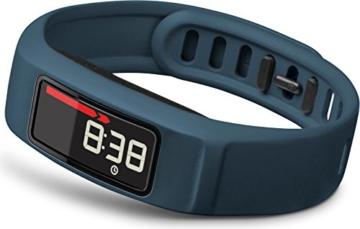 Garmin vívofit 2 Fitness-Tracker (1 Jahr Batterielaufzeit, Tagesziele, Inaktivitätsbalken, Schlafanalyse) - 3