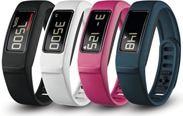 Garmin vívofit 2 Fitness-Tracker (1 Jahr Batterielaufzeit, Tagesziele, Inaktivitätsbalken, Schlafanalyse) - 10