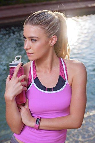 Garmin vívofit 2 Fitnessarmband mit 1 Jahr Batterielaufzeit, Tageszielen, Inaktivitätsbalken, Schlafanalyse - 4