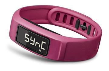 Garmin vívofit 2 Fitnessarmband mit 1 Jahr Batterielaufzeit, Tageszielen, Inaktivitätsbalken, Schlafanalyse - 5