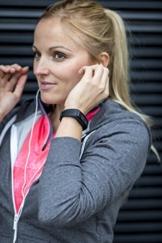 Garmin vívosmart HR Fitness-Tracker - integrierte Herzfrequenzmessung am Handgelenk, Smart Notifications, Schwarz, Gr.Regular - 12
