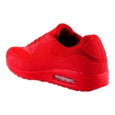 Herren Sportschuhe Sneaker Turn Fitness Freizeit Schuhe Rot EU 43 - 3