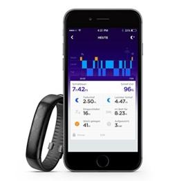 Jawbone 310004-001 UP2 Aktivitäts-/Schlaftracker-Armband schwarz - 8