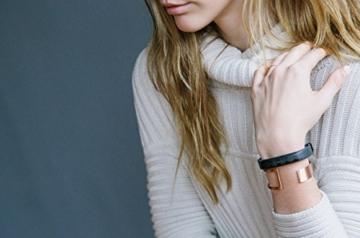 Jawbone 310004-002 UP2 Aktivitäts-/Schlaftracker-Armband silber - 2