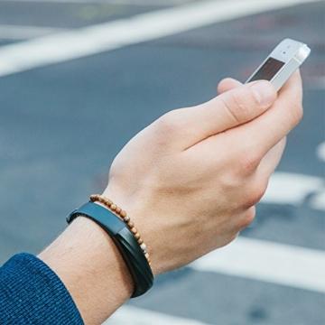 Jawbone UP3 Bluetooth Aktivitäts-/Schlaftracker-Armband (für Apple iOS und Android) schwarz - 2