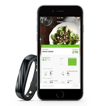 Jawbone UP3 Bluetooth Aktivitäts-/Schlaftracker-Armband (für Apple iOS und Android) schwarz - 6