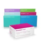 Metabolic Shape - Ihr Stoffwechsel Booster, Gewicht abnehmen, Gewichtsreduktion, Stoffwechseldiät, Stoffwechselkur, die Darmflora hilft beim Abnehmen, Flohsamenschalen, erfolgreich gegen den JoJo-Effekt, schonende IFS-zertifizierte Herstellung in Deutschland - Großpackung 60 Sticks - 6