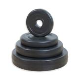 MOVIT® 23,5 kg Curlset, 1 SZ Curlstange gerendelt und verchromt mit Sternverschlüssen + 8 Gewichtsscheiben Hantelscheiben Curl Set Hantelset - 4