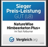 NatureWise Himbeerketon, Raspberry Ketone Plus+, Antioxidant Dual Action Formel, 2 -4 Monate Vorrat, 120 Kapseln - 5