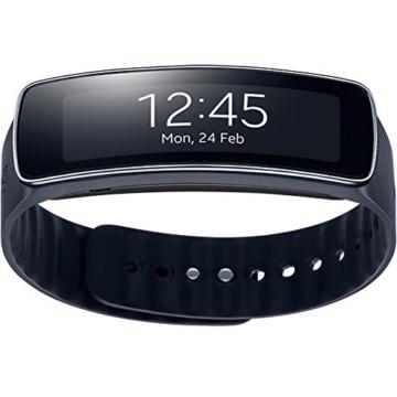 Samsung Gear Fit Smartwatch - Schwarz - 3