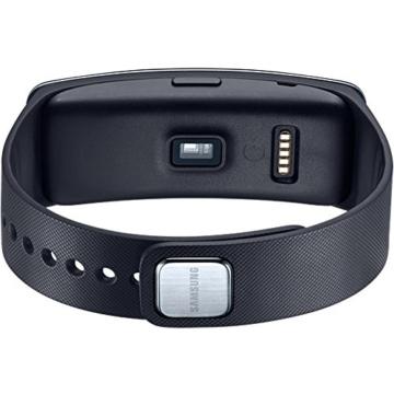 Samsung Gear Fit Smartwatch - Schwarz - 4