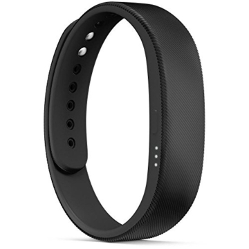 Sony Mobile SWR10 SmartBand Aktivitätstracker Schlaftracker Fitness Tracker - Schwarz - 2