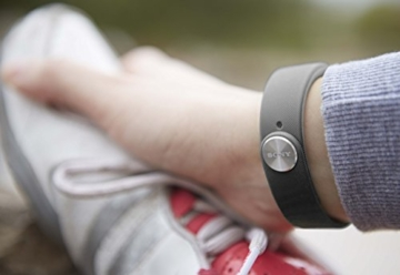 Sony Mobile SWR10 SmartBand Aktivitätstracker Schlaftracker Fitness Tracker - Schwarz - 5