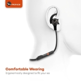 TaoTronics Bluetooth Kopfhörer Bluetooth 4.1 Kopfhörer Stereo In Ear Ohrhörer mit Mikrofon, magnetische Headset für iPhone 6 6S 6 Plus 6S Plus 5S 5 5C 4S 4, Samsung Galaxy S6 S6 Edge S5 S4 Mini - 6