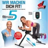 TV - Unser Original Fitnessgerät Fitmaxx 5 - Bauchtrainer, schwarz, 02678200101 - 8